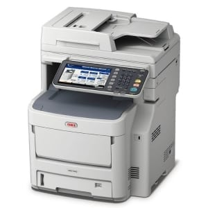 OKI MC760dn A4 Colour Multifunction LED Laser Printer