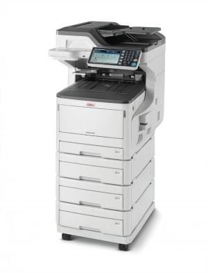 OKI ES8453dnv A3 Colour Multifunction LED Laser Printer