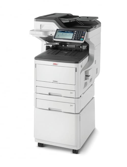 OKI MC853dnct A3 Colour Multifunction LED Laser Printer