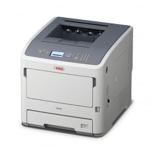 OKI B721dn A4 Mono LED Laser Printer
