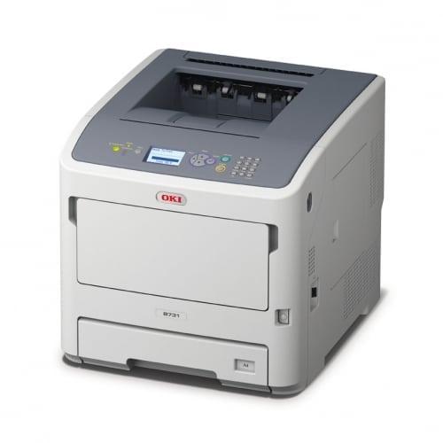 OKI B731dnw A4 Mono LED Laser Printer