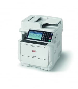 OKI MB562dnw A4 Mono Multifunction LED Laser Printer