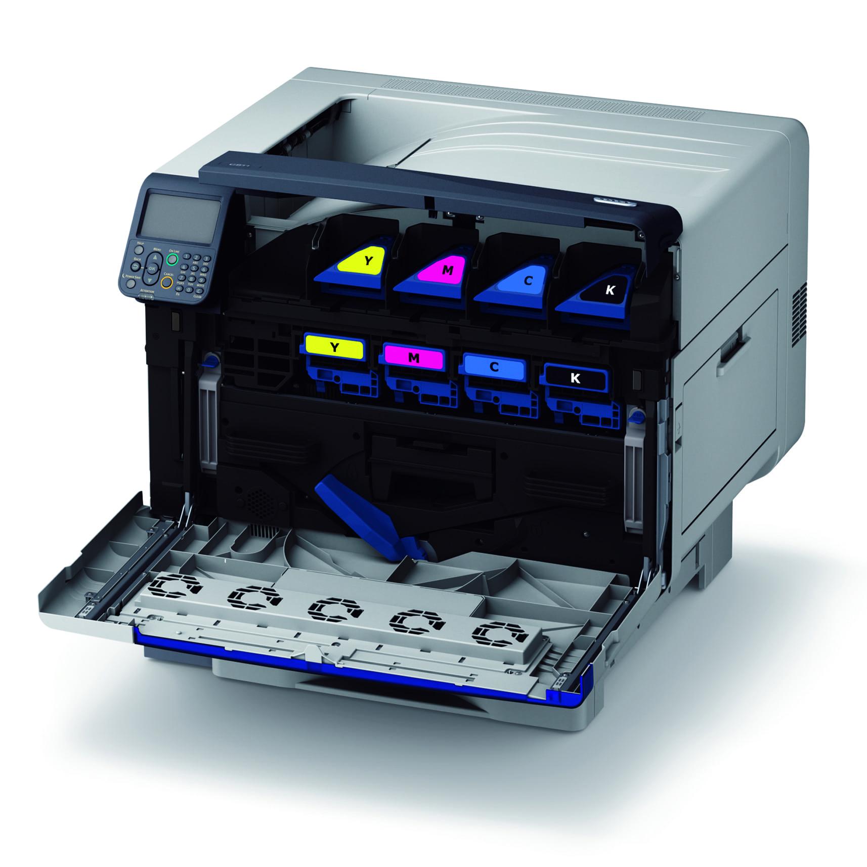 OKI C911dn A3 Colour LED Laser Printer | okOKI