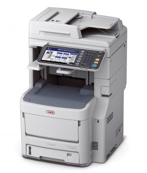 OKI ES7480dfn A4 Colour Multifunction LED Laser Printer