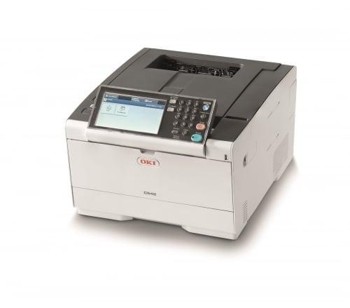 OKI C542dn A4 Colour LED Laser Printer