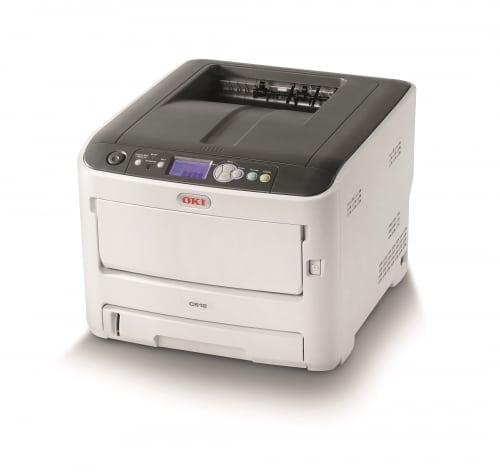 OKI C612 A4 Colour LED Laser Printer