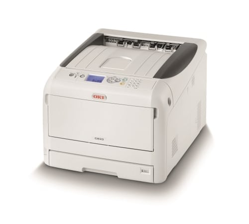 OKI C833 A3 Colour LED Laser Printer